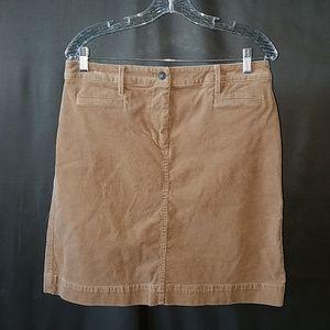 3 for $12- Talbots 12P skirt